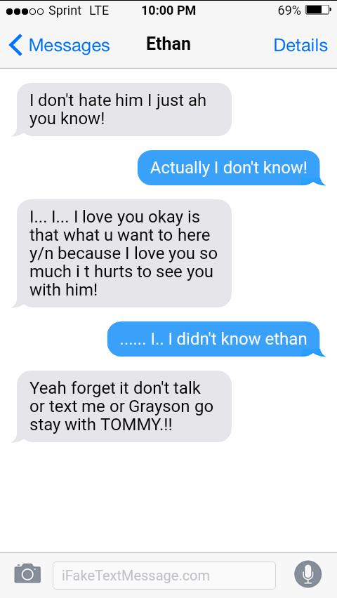 Fake Text Message Make Fake Text Conversation