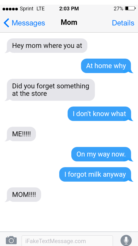 fake text message make fake text conversation