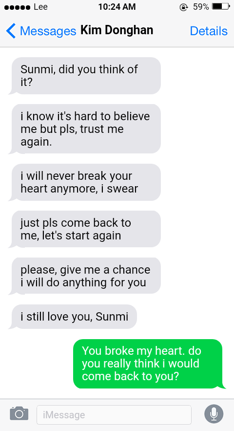 Fake Text Message | Make Fake Text Conversation