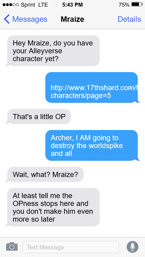 iphone-W4Kk - Fake Text Message