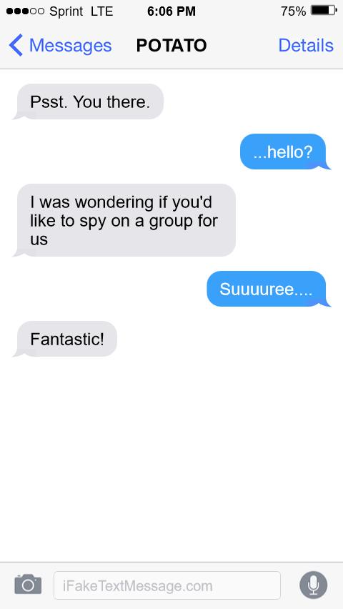 iphone-z5Kk - Fake Text Message