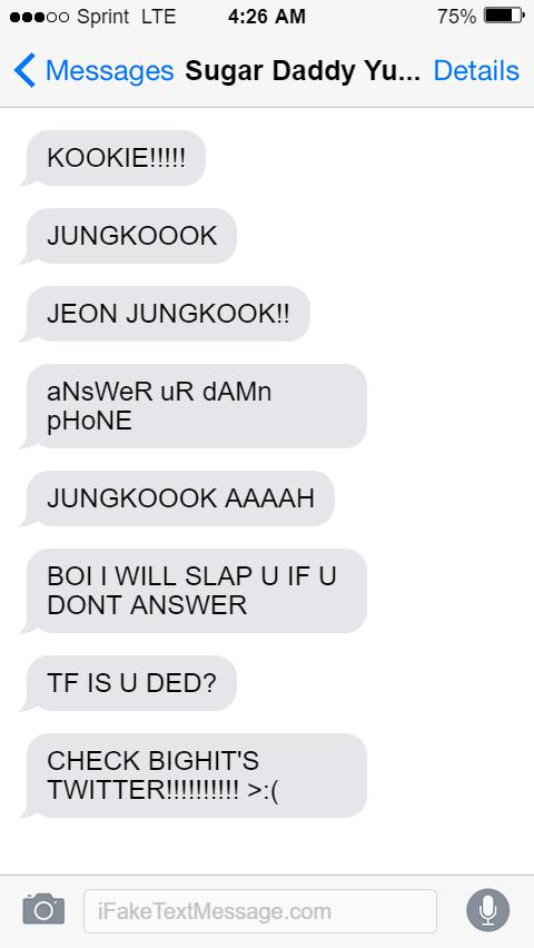Bts Angst He Calls You Annoying Tumblr