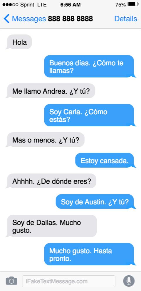 iphone-xLzF - Fake Text Message